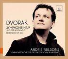 Dvorak: Symphony No. 9; Heldenlied Super Audio Hybrid CD (CD, Apr-2013, BR Klassik)
