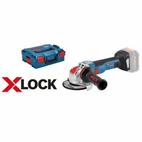 X-Lock Batterie-angle meuleuse GWX 18v-10 dans l-boxxsans batterie sans chargeur