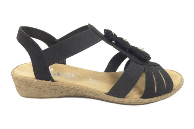 Rieker Damen Schuhe Sommerschuhe Gr 39 in Nordrhein