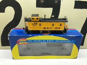 Athearn-Ho-Scale-MKT-Cupola-Caboose-RD-1014-RTR-New-Old-Stock