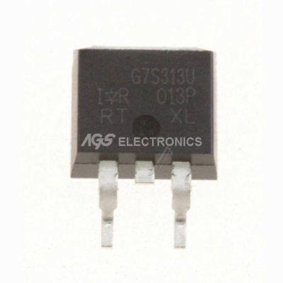 // Dispo sous 7 jours lot de 2 IRG4BC40U Transistor IGBT 600V 40A TO-220 I.R.