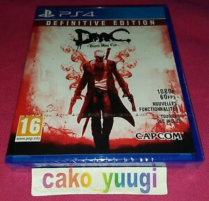 DEVIL-MAY-CRY-DEFINITIVE-EDITION-SONY-PS4-NEUF-SOUS-BLISTER-VERSION-FRANCAISE