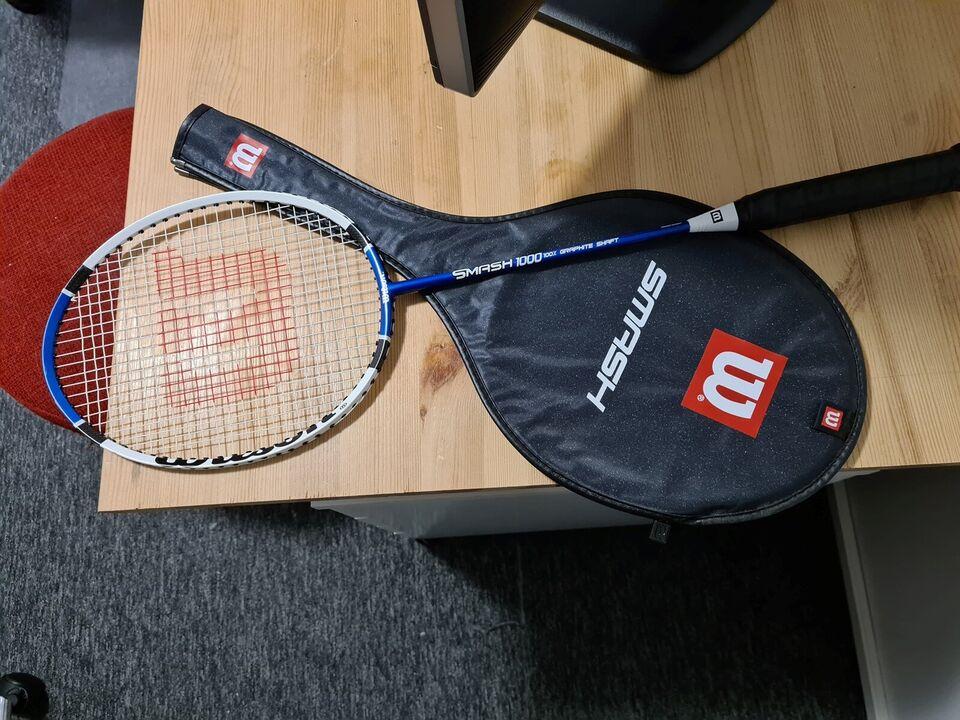 Badmintonketsjer, Wilson
