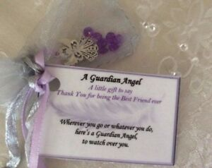 Guardian Angel Best Friend Birthday Friendship Birthday Gift For Her