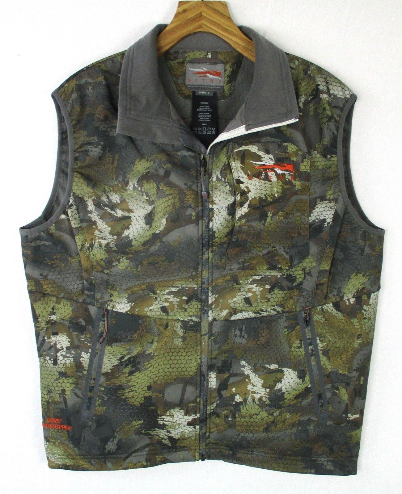 Sitka Dakota Vest Optifade Waterfowl  30025-TM Timber  All Sizes  on sale