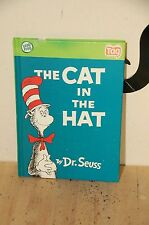 """LEAP FROG TAG READING SYSTEM """"THE CAT IN THE HAT"""" BOOK"""
