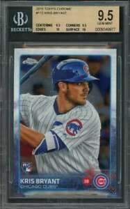 2015-topps-chrome-112-KRIS-BRYANT-chicago-cubs-rookie-BGS-9-5-9-5-9-5-10-10