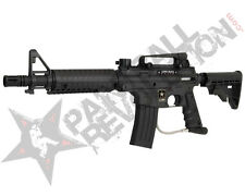 Tippmann US Army Alpha Black Elite Paintball Marker Gun Black