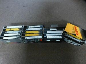 Lot of 20 Used T-120 VHS Tapes - SOLD AS BLANK