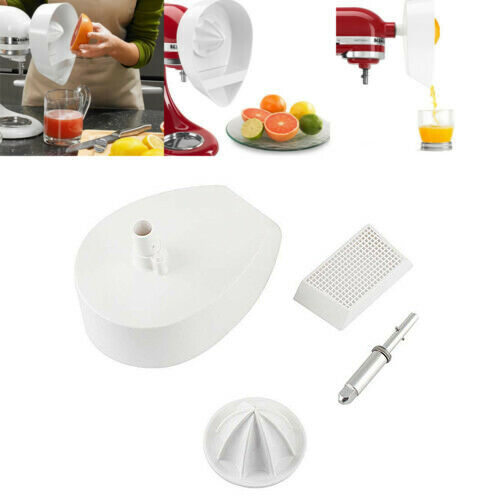 Meat Grinder Slicer Shredder Juicer Citrus Attachment For KitchenAid Stand Mixer