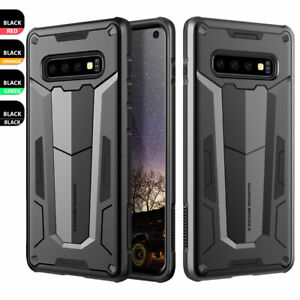 For-Samsung-Galaxy-S10-Plus-S10-Note-9-8-S9-Tough-Shockproof-Armor-Hybrid-Case