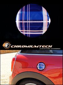 For MK3 MINI Cooper JCW F55 F56 F57 F60 Red Car Fuel Tank Gas Lid Cap Cover