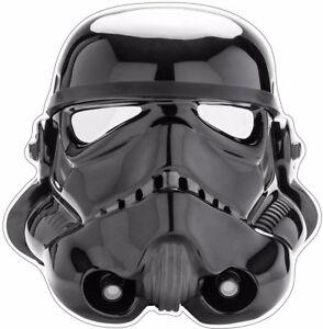 Image Is Loading Disney Star Wars Shadow Stormtrooper Helmet Custom Vinyl