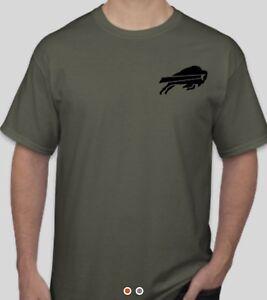 Buffalo Bills Salute To Service Shirt