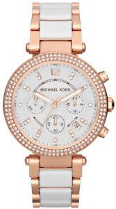 MICHAEL-KORS-PARKER-CHRONOGRAPH-WOMENS-WATCH-MK5774-WHITE-DIAL-RRP-279-00