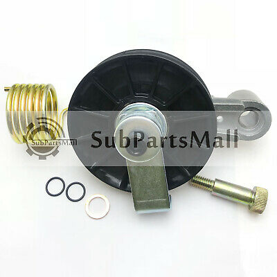 Cooling Fan Pulley Tensioner Kit for Bobcat T110 T140 T180 T190 T200 864 Skid