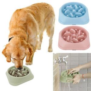 Anti Schling Napf Hund : dogs anti schling napf hund hundenapf langsam essen fressnapf f r hunde katzen ebay ~ Watch28wear.com Haus und Dekorationen