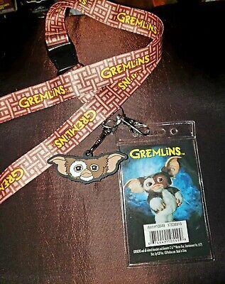 Gremlins  Gizmo badge reel