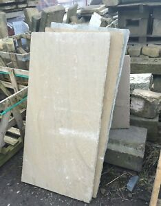 Natural Stone Hearth 1200 X 600 X 50mm Not York Stone 4