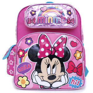 99abb0c23c7 Disney Minnie Mouse Small School Backpack 12