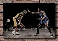 Poster Kevin Durant MVP Basketball Star Room Club Art Wall Print 517