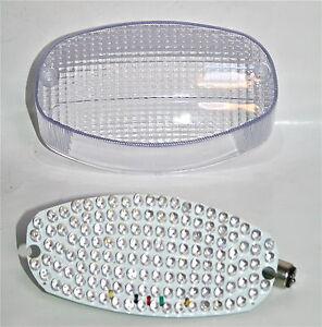 feu arriere stop led clignotant int gr tail light yamaha vmax v max v max 1200 ebay. Black Bedroom Furniture Sets. Home Design Ideas