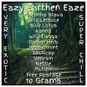 Eazy Earthen Eaze [10 Grams] High Quality Herb | Herbal