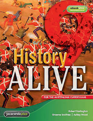 1 of 1 - History Alive 9 Student Book + EBookPLUS BNew FREE SHIPPING