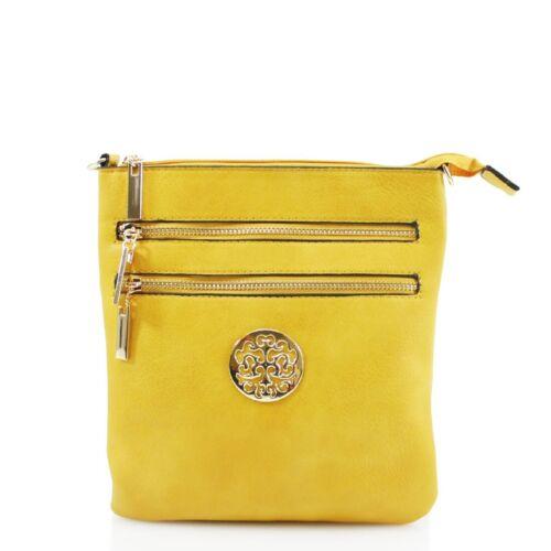 Womens Cross Over Bags Ladies Cross Body Bag Shoulder Messenger Bag Handbags New