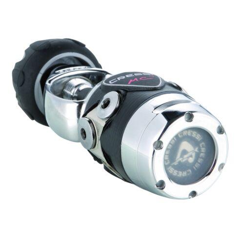 Cressi Ellipse Black Balanced MC9-SC Scuba Diving Regulator