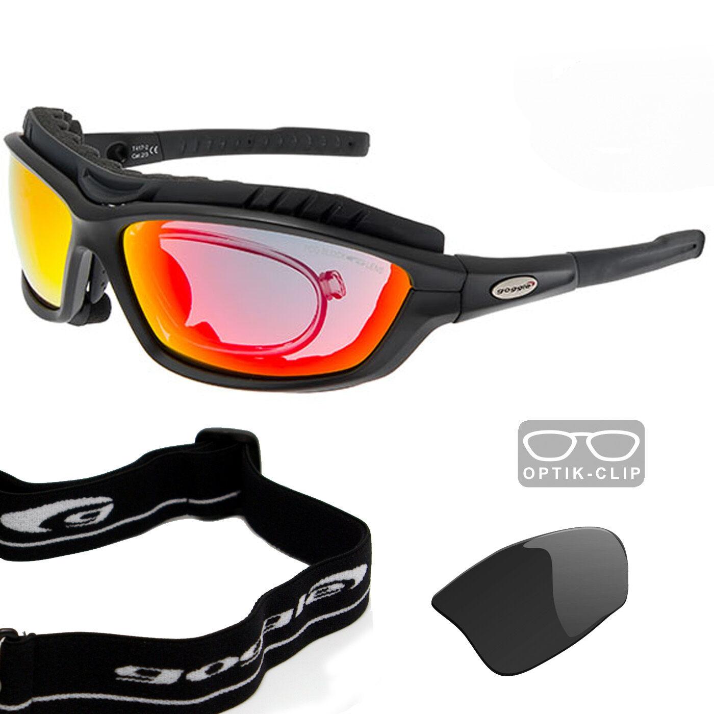 Materie Sport Oc ali da sci, per Oc ali travi con otticaClip verglasbar
