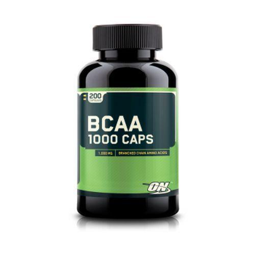 2 Dosen BCAA 1000 Caps Optimum Nutrition (400 Stk.; 12,45EUR/100g) + Gutschein