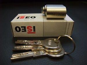 Details about Scandinavian oval lock cylinder ISEO R6 3 keys 6 pin Assa  Ruko Dorma analog