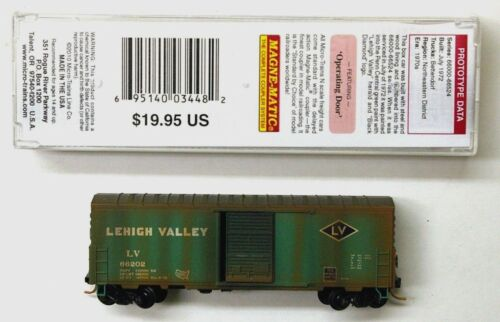 MTL Micro-Trains 24020 LV 66202 or 24270 RI 47414 FW Factory Weathered