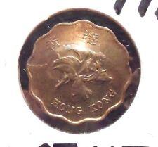 CIRCULATED 1998 20 CENTS HONG KONG COIN!  (71115)