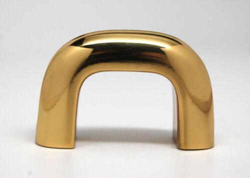 "AMEROCK Solid Polished Brass 1-1//2/"" 89mm Drawer Handle Pull BP1415-3 25+FREESHIP"