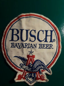 Anheuser Busch Bavarian Beer Employee Driver Patch + Ford Pick-up Bikini Patch