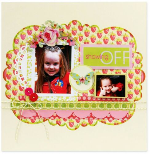 A MUST HAVE!! Sizzix Bigz Pro Ornate Frame #657677 Retail $59.99 Retired