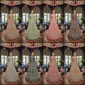 Salwar-Kameez-Indian-Pakistani-Suit-ethnic-Anarkali-Dress-Designer-Party-Wear-AR