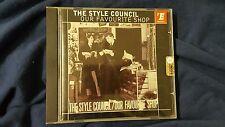 STYLE COUNCIL - OUR FAVOURITE SHOP. CD EDIZIONE L'ESPRESSO