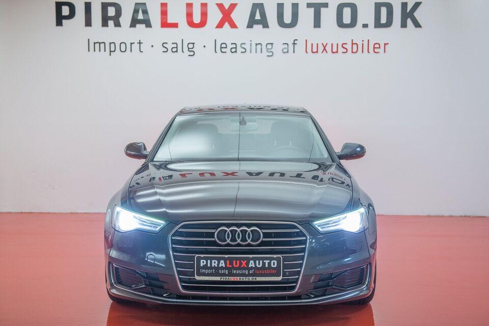 Audi A6 2,0 TDi 190 Ultra S-tr. Diesel aut. Automatgear