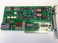 Balance Technology D 34060 Rev G Control Card D 34059 Dc