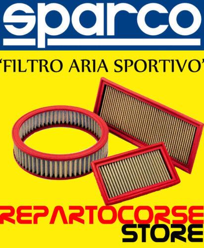 FILTRO ARIA SPORTIVO SPARCO CITROËN C1 1.0 68CV 05 /> AS BMC FB225//04 030CP258114