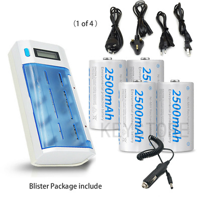 C Lr14 Sub C Size Rechargeable Batteries 1 2v R14 C Cell Battery