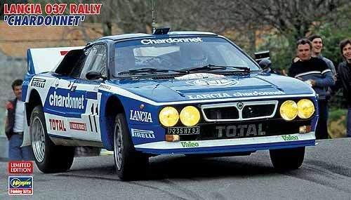 Lancia 037 Chardonnet  1 24 KIT DI MONTAGGIO 20264 HASEGAWA