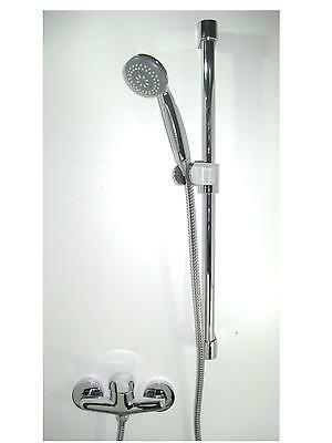 Duschstange Duschsäule Handbrause Brauseschlauch Duschkopf Stange Schlauch