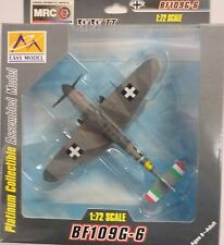 Easy Model MRC 1/72 Hungarian BF109G-6  WWII 1942 Builtup Model 37257