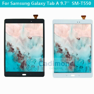 9-7-039-039-Pour-Samsung-Galaxy-Tab-A-Ensemble-numeriseur-LCD-tactile-SM-T550-551-555