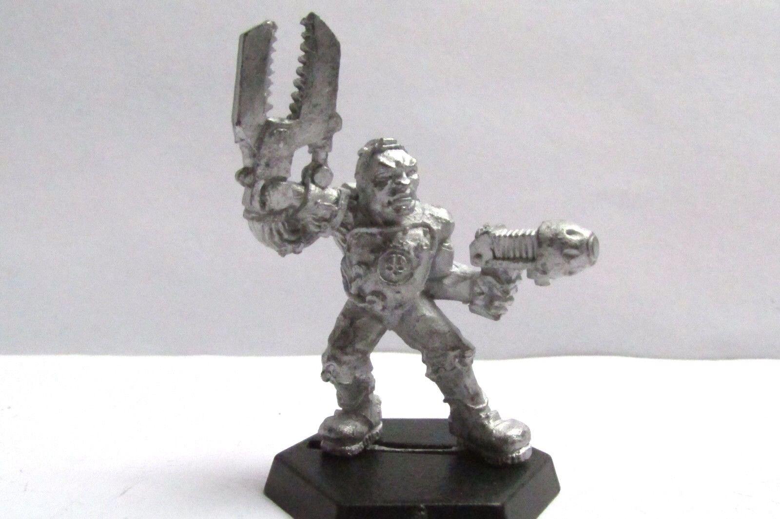 OOP Citadel   Warhammer 40k Unreleased Rare Adeptus Mechanicus Servitor