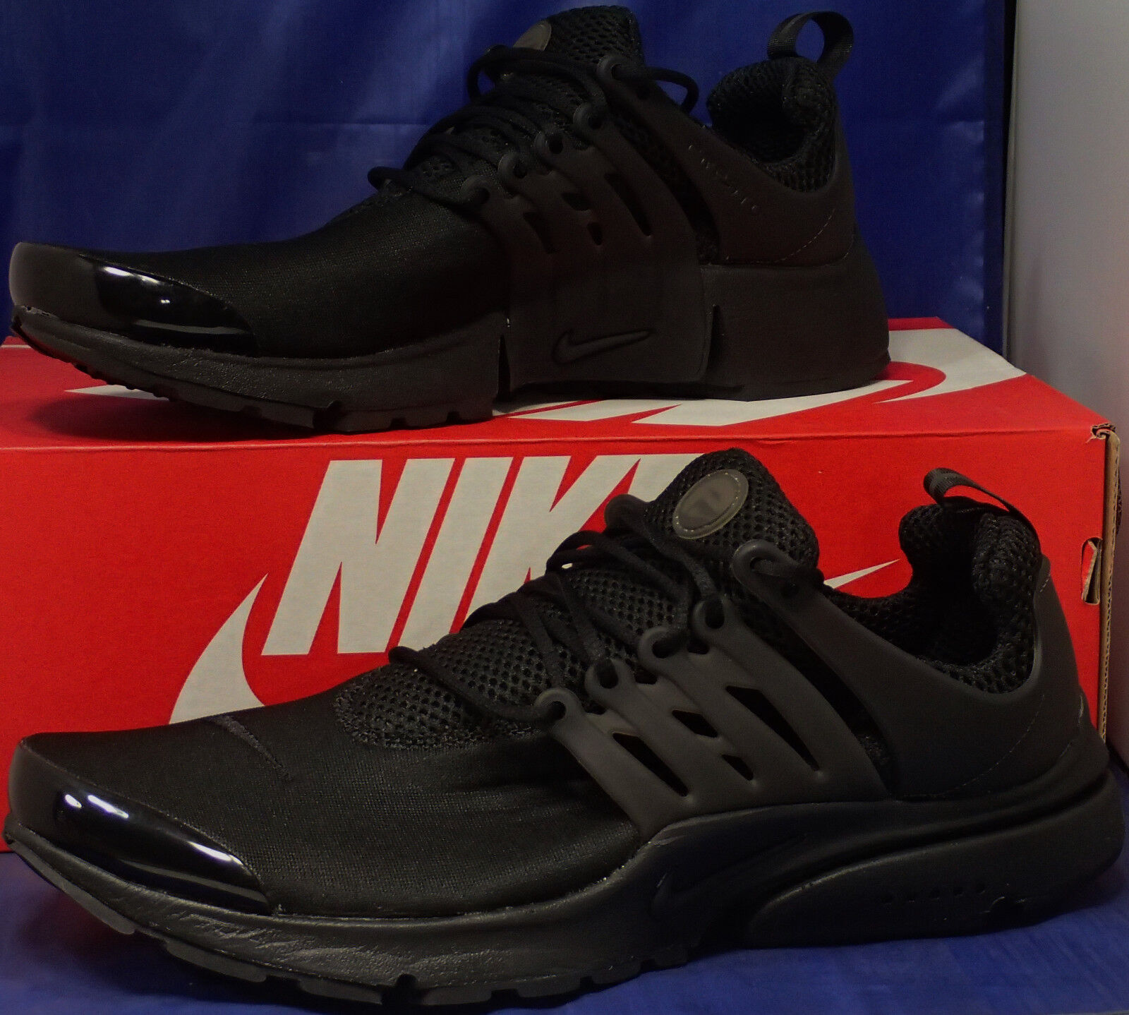 lovely Nike Air Presto Triple Black SZ XXL ( US 13-14 )   305919-009 ... 02be3ec76